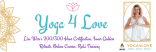 Yoga 4 Love Online Training Programs + Inner Goddess Retreats
